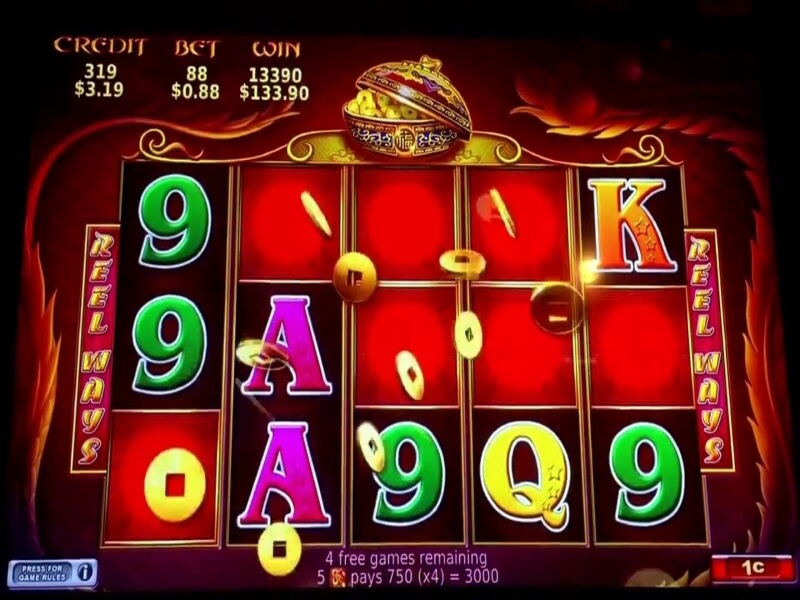 5 Fortunes Gold Online Slots Game
