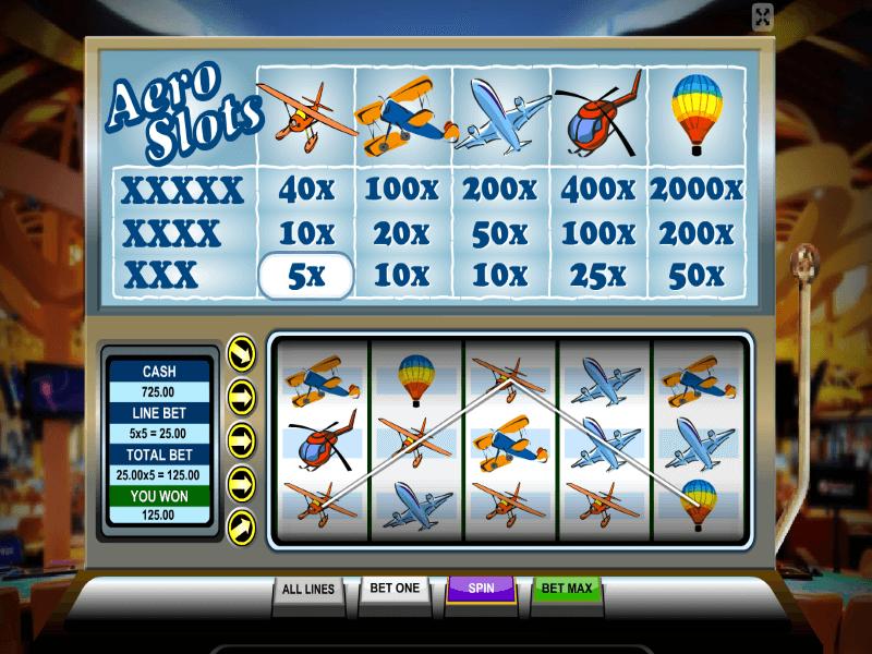 Aero Slots Review