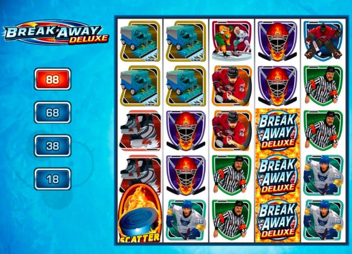 Break Away Deluxe Mobile Slot Review