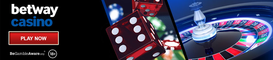 betway casino banner