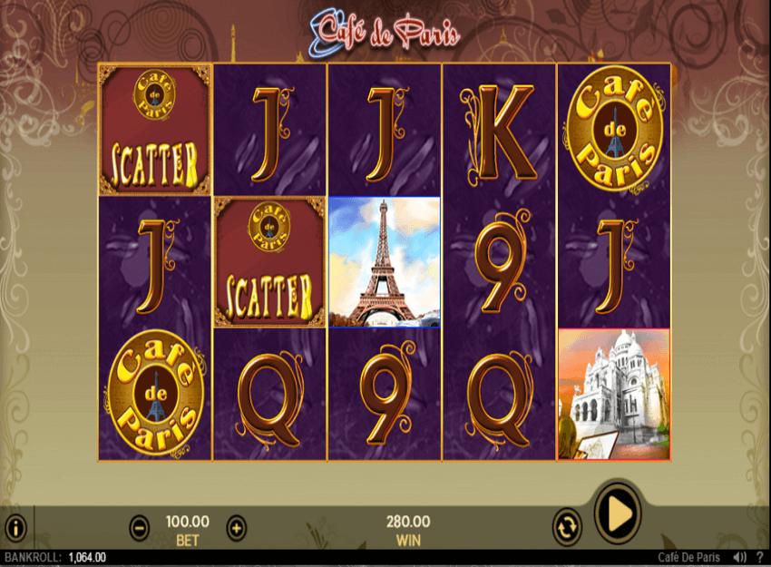 Café de Paris Slots