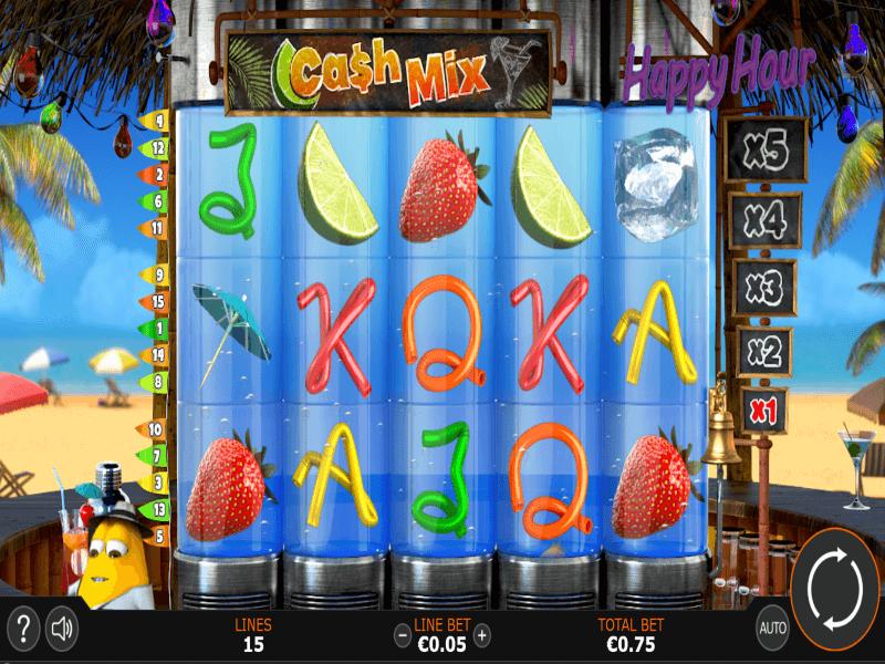 Cash Mix Online Slots Review