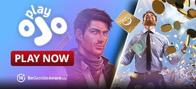 Play Progressive Jackpot Slots at Play Ojo Casino