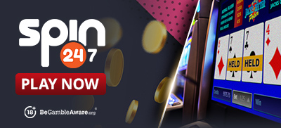Play Video Poker at Spin 247 Casino