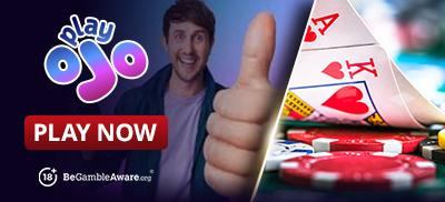 Play Blackjack at Play Ojo