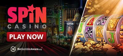 Play Progressive Jackpot Slots at Spin Casino