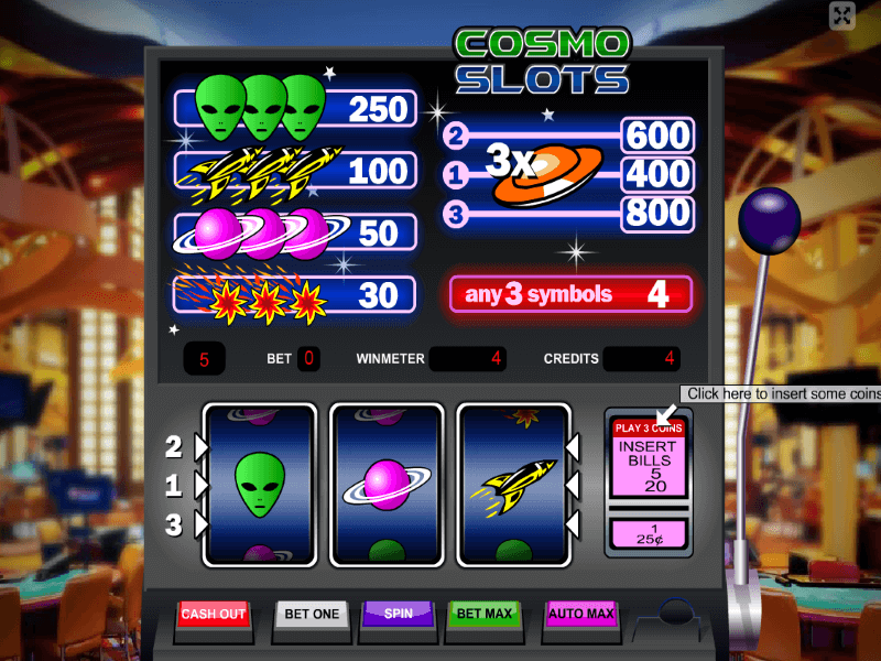 Cosmo Slots Review