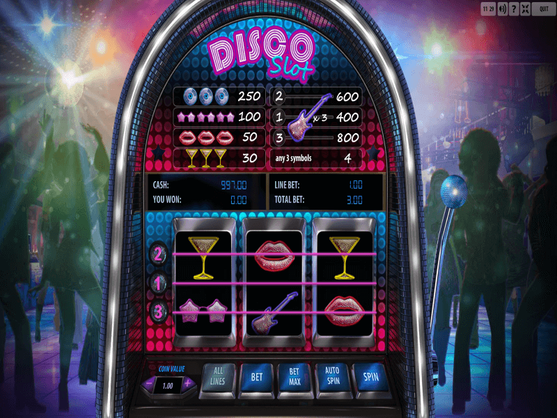Disco Online Slots Review