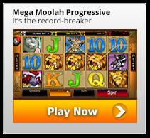 Mega Moolah Progressive