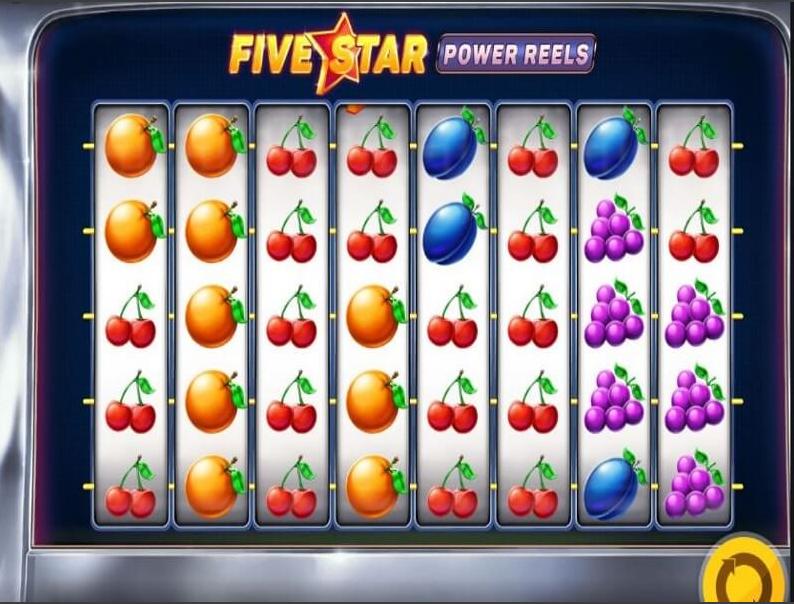 Five Star Power Reels Online Slots Game