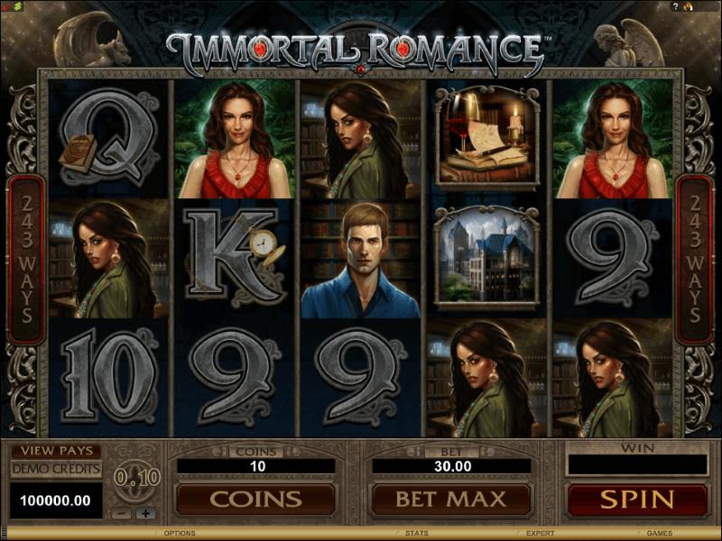 Immortal Romance Screenshot