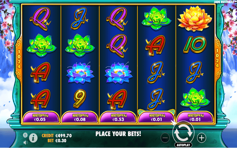 Jade Butterfly™ Slots Game