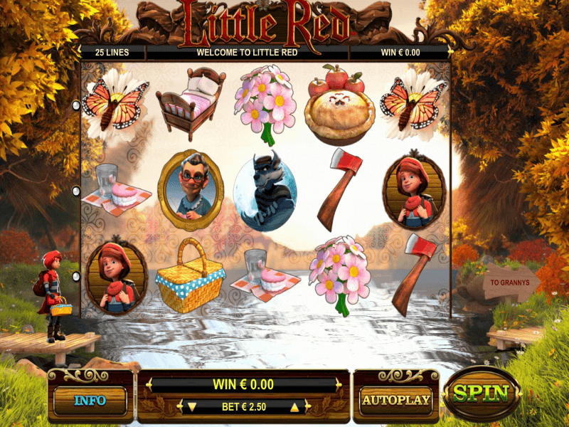 Little Red Online Slots Review: All the Better to Win With!