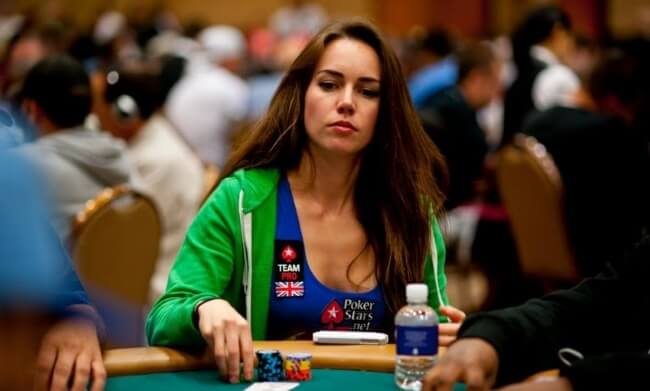 Liv Boeree rakes in the cash