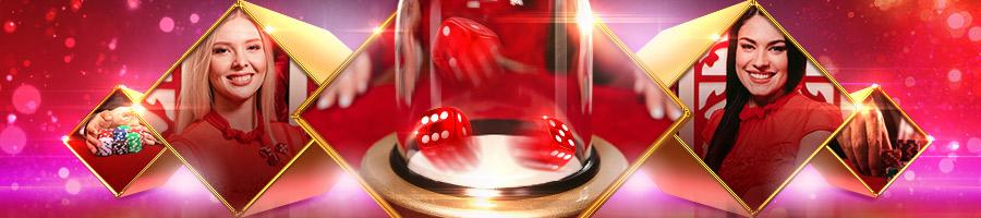 Live Dealer Sic Bo by Vivo Gaming