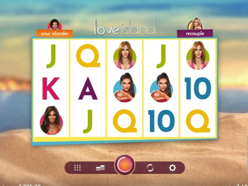 Love Island™ Online Slots Review