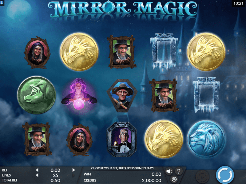 Mirror Magic Online Slots Review