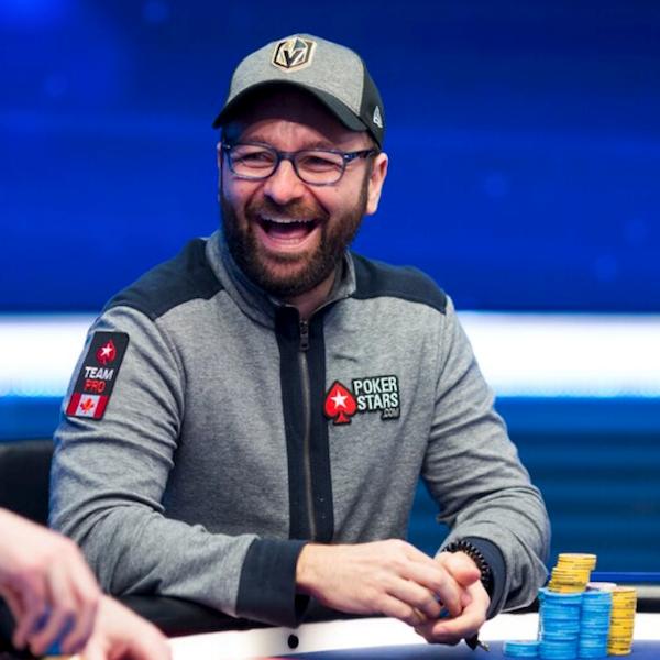 Negreanu Departs from PokerStars' Team Pro