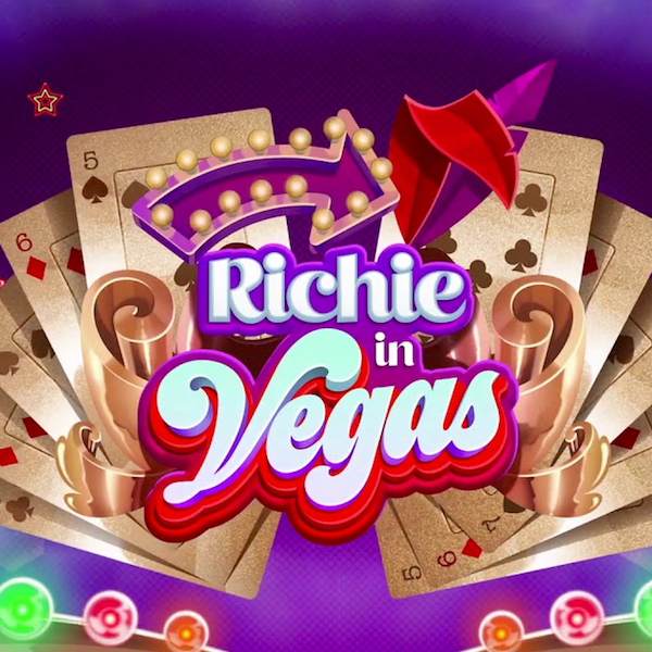 New Richie in Vegas Slot from Iron Dog