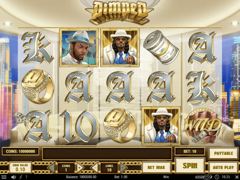 Pimped Slots Game