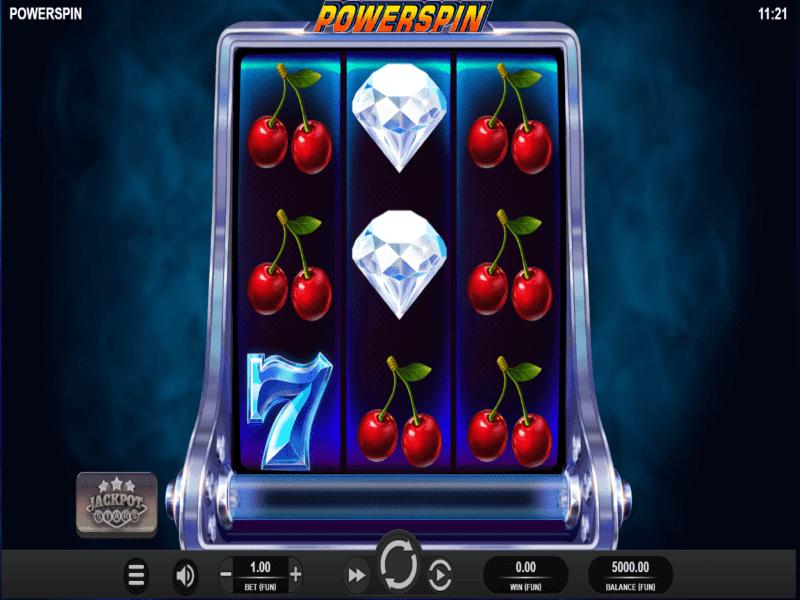 Powerspin Online Slot