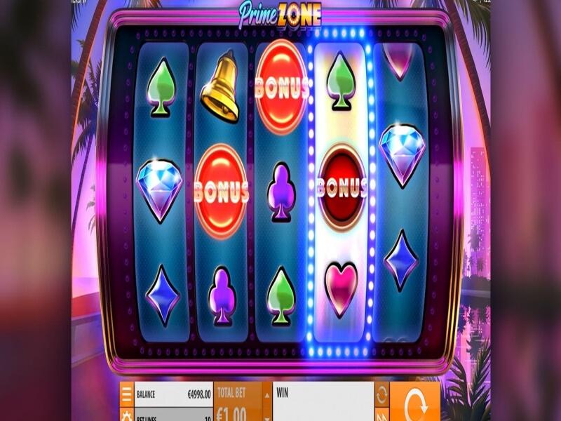 Prime Zone Online Slots Game