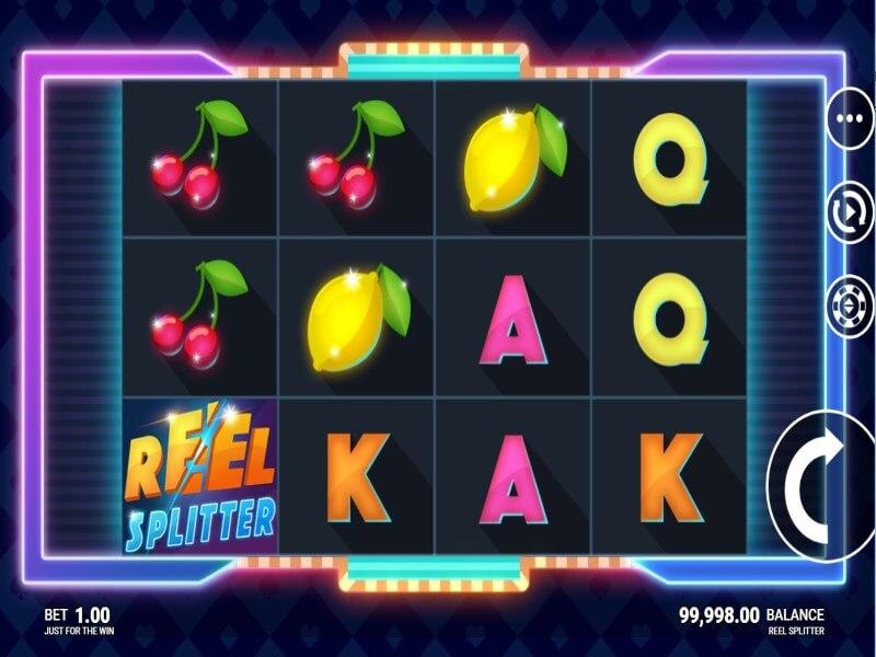 Reel Splitter Online Slots Review