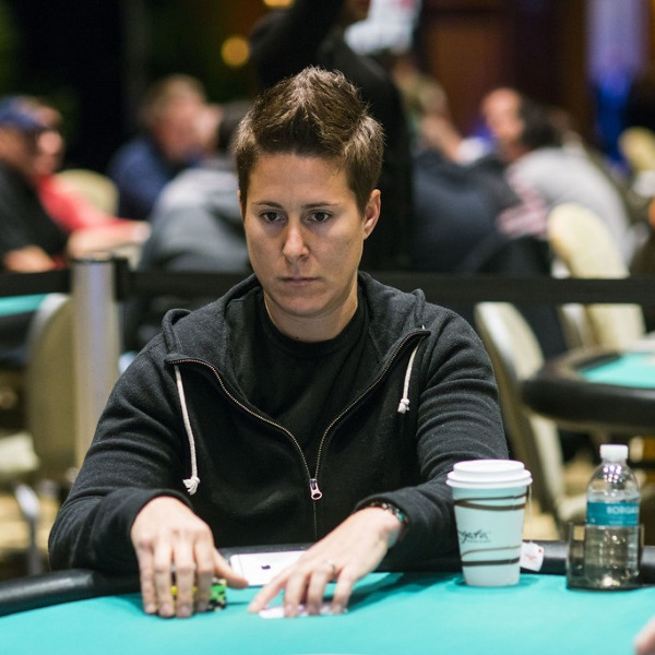 Worlds richest female Poker player Vanessa Selbst