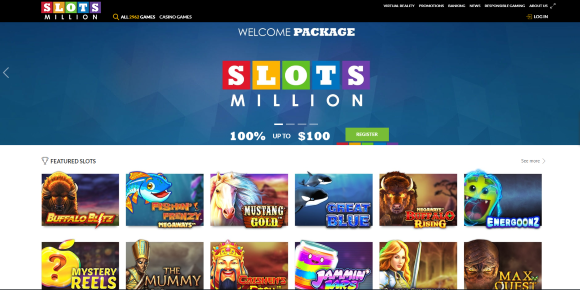 Slots Million HP
