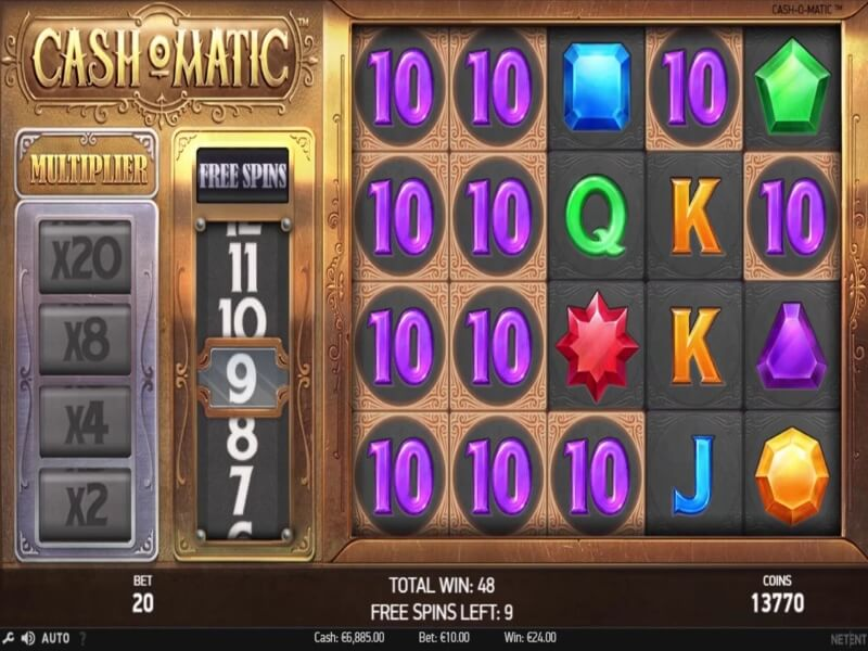 Cash-O-Matic™ Online Slots Game