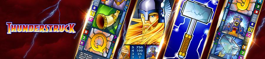 Thunderstruck Slots Game
