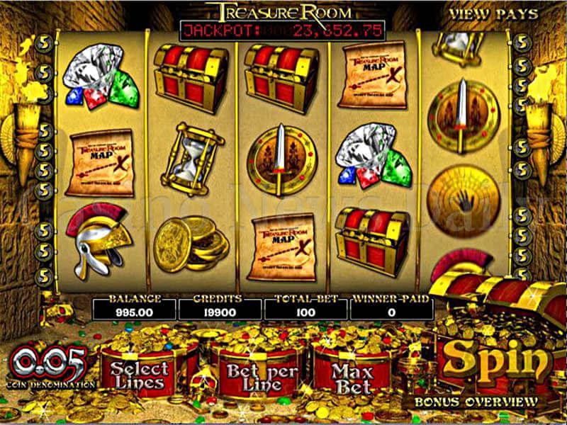 Treasure Room Slots