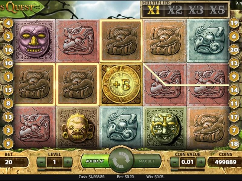 Gonzo's Quest™ Online Slot