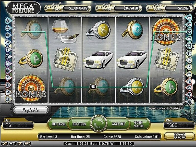 About the Mega Fortune™ Online Slot