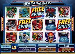 Breakaway Slot