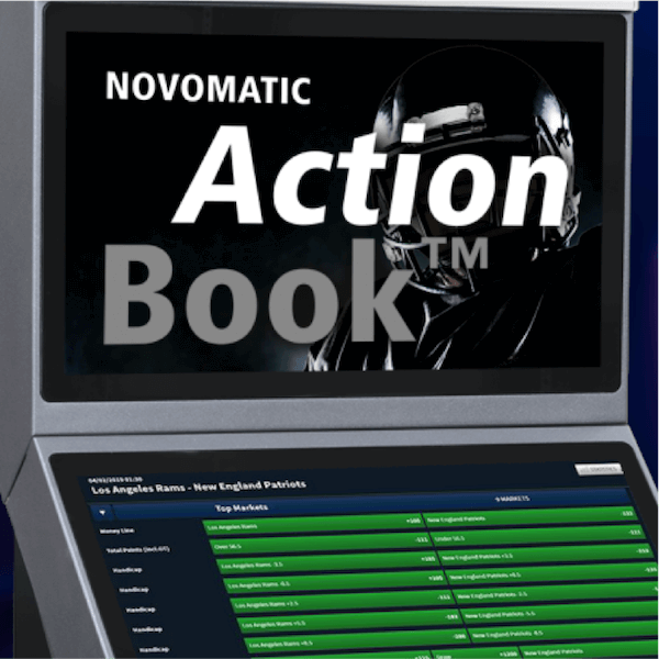 Novomatic To Bring Its ActionBook To G2E