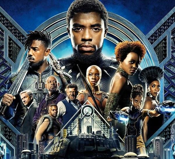 Black Panther Superhero
