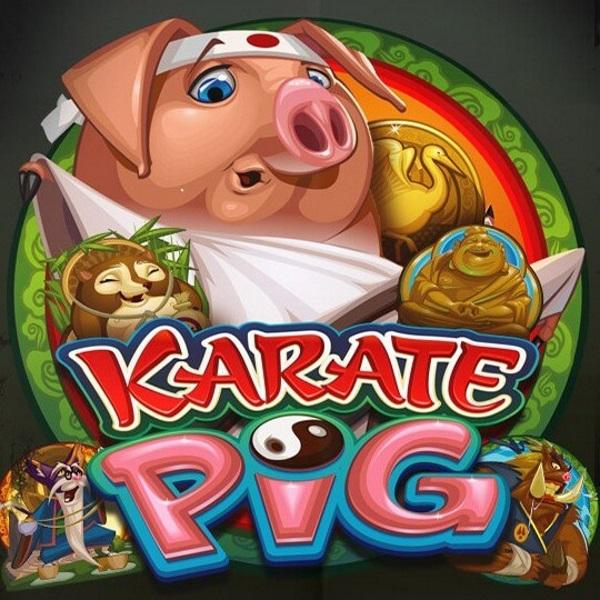 Karate Pig Slots