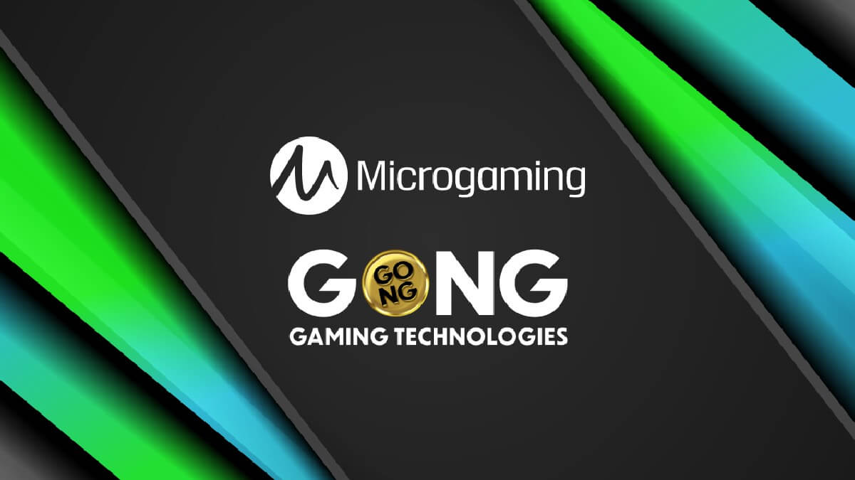 Microgaming Ink GONG Casino Games Online Deal