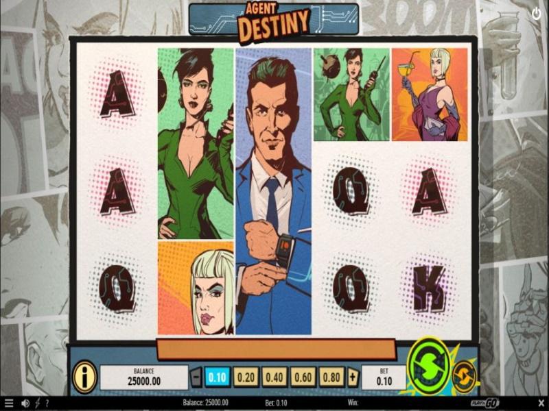 agent destiny screenshot