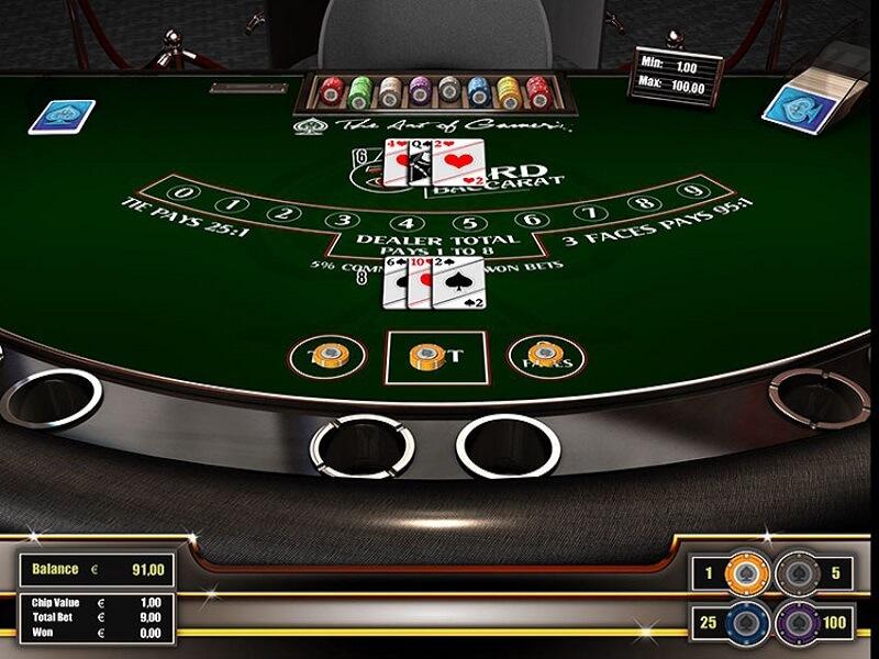 Casino Cruise Baccarat