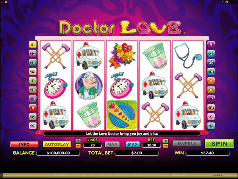 Doctor Love Slots