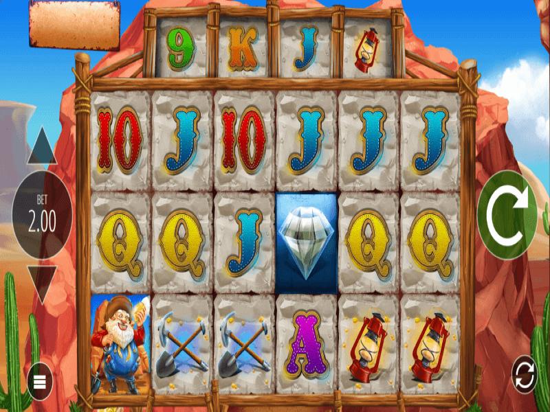 Diamond Mine Slots