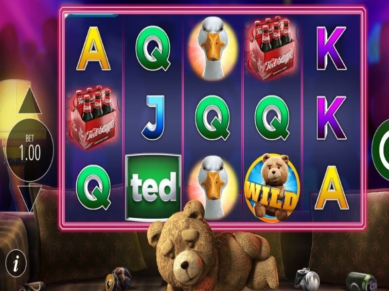 Ted™ Slots Game