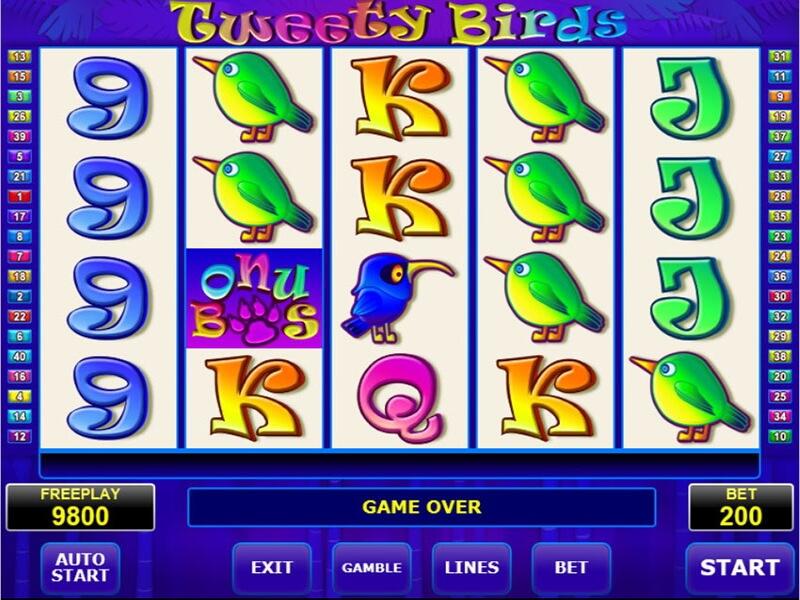 Tweety Birds Slots