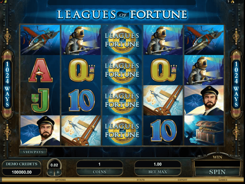 Leagues of Fortune Slots