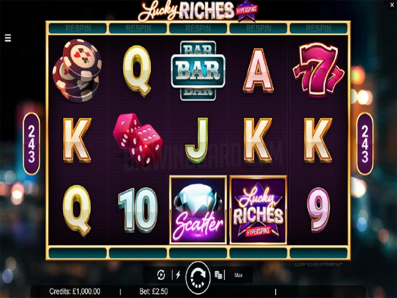 Lucky Riches image