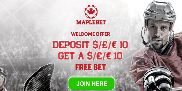 Maplebet Sports Homepage