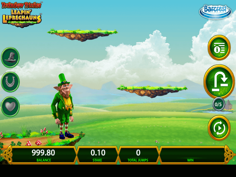 Rainbow Riches: Leapin Leprechauns