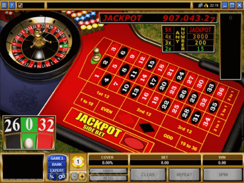 Roulette Royale Screenshot